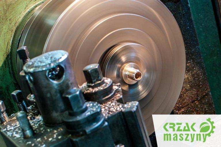 Toczenie manualne oraz CNC