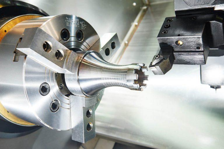 Frezowanie i toczenie CNC